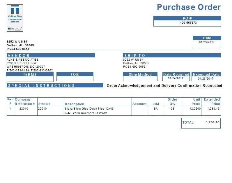 m2 - Materials & Inventory MRP