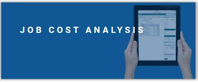 Job Cost Analysis